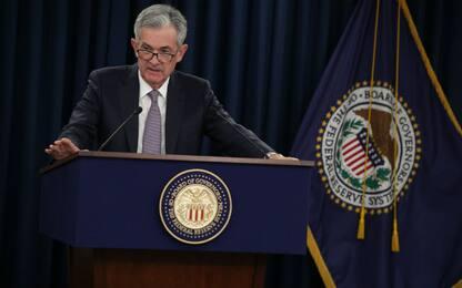 Usa, la Fed taglia i tassi di interesse di un quarto di punto