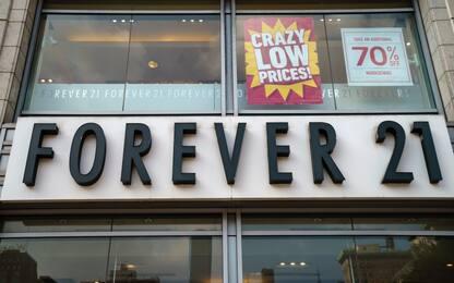 Bancarotta per Forever 21, big della moda fast fashion