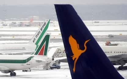 Salvataggio Alitalia, Lufthansa entra nelle trattative: inviata lettera a FS