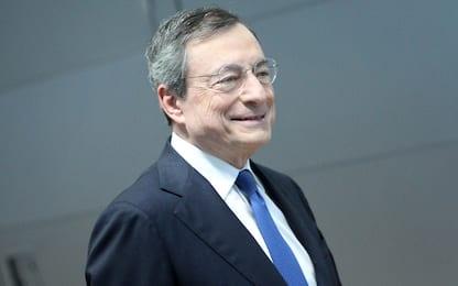 "Bce, ultimo discorso Draghi: ""Futuro in politica? Davvero non so"""