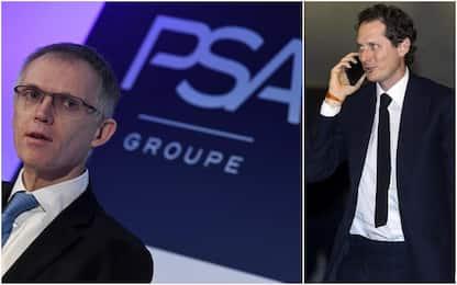 """Wsj: """"Trattativa aperta per una fusione tra Fca e Psa"""""""