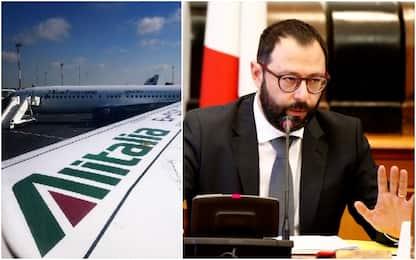 """Alitalia, Patuanelli: """"Sei mesi per salvarla oppure chiude"""""""