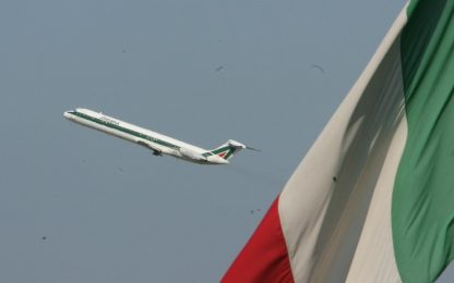 Alitalia, sarà mini: la newco pubblica avrà 25-30 aerei