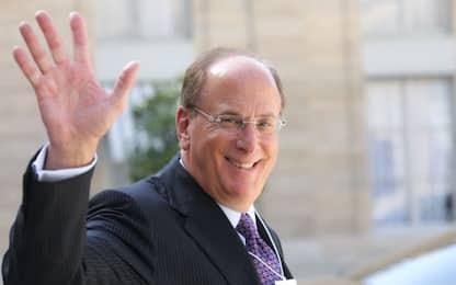 """Cambiamento climatico, Larry Fink: """"Trasformerà per sempre la finanza"""""""