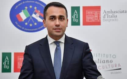"Coronavirus, Di Maio: ""Subito 300 milioni per l'export italiano"""