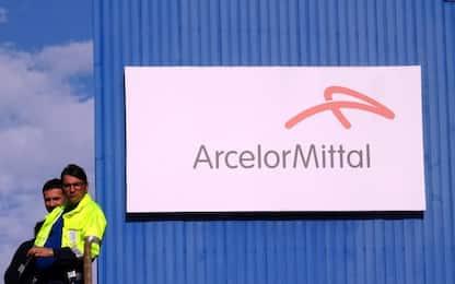 """ArcelorMittal, i commissari: """"Governo entra se l'azienda decarbonizza"""""""