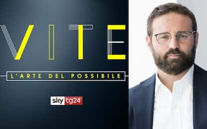 """Al via su Sky Tg24 """"Vite - L'arte del possibile"""""""
