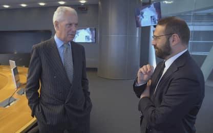 Vite, l'intervista esclusiva di Sky TG24 a Tronchetti Provera