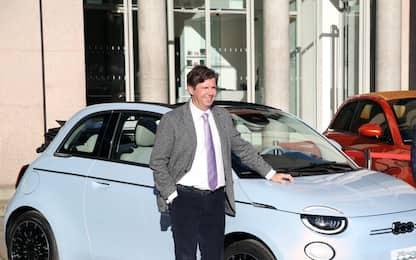Nuova Fiat 500 elettrica, FCA: novità epocale. FOTO
