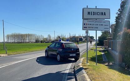 Coronavirus, il comune di Medicina nel Bolognese diventa zona rossa
