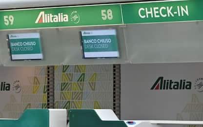 Coronavirus, Alitalia amplia Cigs: richiesta per 6.800 dipendenti