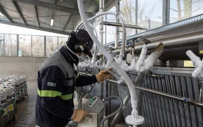 Coronavirus, Istat: con lockdown 55% al lavoro in industria e servizi