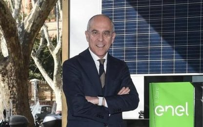 The voice of business: interview with Francesco Starace (Enel)