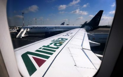 Alitalia e Air Italy, sindacati proclamano sciopero di 24 ore