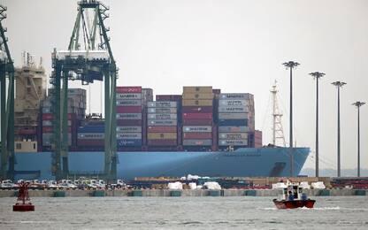 Commercio estero, Istat: a novembre deciso calo export extra Ue