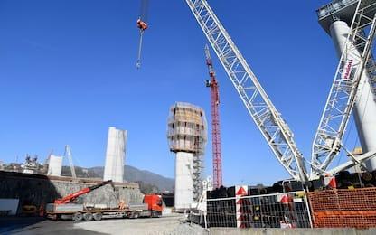 Costruzioni, Istat: produzione 2019 +2% su anno, dicembre +1,3% su mese