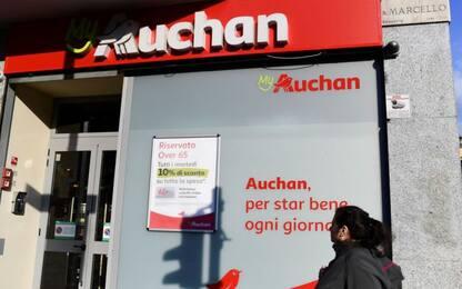 Lavoro, Conad-Auchan: licenziamenti ridotti a 798 unità
