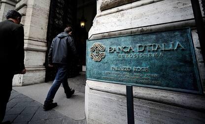 Bankitalia, a gennaio debito sale di 34,2 mld a 2.443,5 mld
