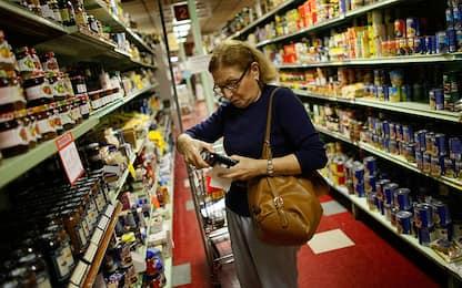 Istat, a marzo l'inflazione rallenta a +0,1%