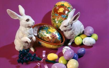 Pasqua, a picco uova e colombe -37%
