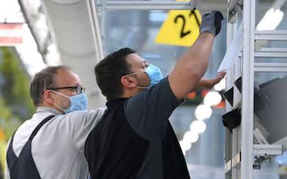 Lavoro, Istat: a marzo occupazione tiene