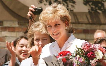 William e Harry vogliono una statua per Diana a 20 anni dalla morte