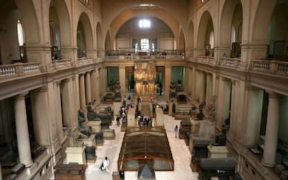 Coronavirus, la visita al Museo Egizio di Torino si fa online