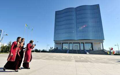 Turkmenistan, vietato l'uso della parola Coronavirus