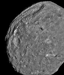 Antico impatto dell'asteroide Vesta spiegato da meteoriti terrestri