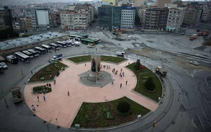 Turchia, piazza Taksim vietata per il corteo del primo maggio