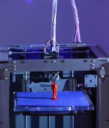 In Cina usata stampa 3D per intervento di chirurgia cranica complessa