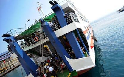 Ripartito il traghetto in avaria dalla notte: a Catania in serata