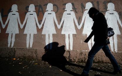 Violenza sulle donne, 9 ragazze su 10 non si sentono al sicuro