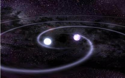 Scoperta pulsar che emette luce visibile e raggi X all'unisono
