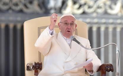 L'appello del Papa: &quot;Il&nbsp;mondo fermi questa guerra a pezzi&quot;<br>
