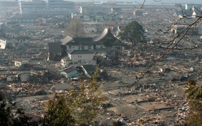 Fukushima, assolti tre ex dirigenti di Tepco