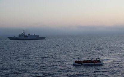 Lampedusa, sbarcati 77 migranti sull'isola