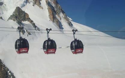 Livigno, cade in pista senza casco: muore sciatore 31enne