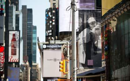 New York, un drone sorvolerà Times Square per controlli di Capodanno