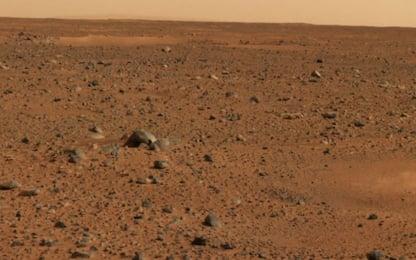 Marte, trovate a Santorini delle rocce simili a quelle del Pianeta rosso