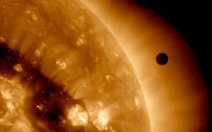 Come osservare la congiunzione tra Venere e le Pleiadi
