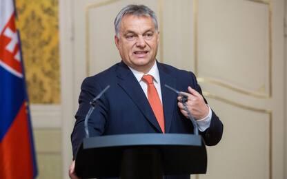 """Sanzioni Ungheria, Orbán replica a Ue: """"Non accetteremo minacce"""""""
