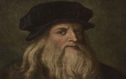 """Leonardo """"Genio iperattivo"""": l'ipotesi di un ricercatore italiano"""