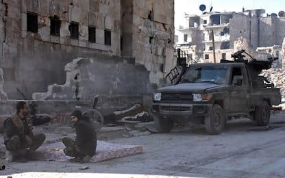 Siria, provincia di Aleppo completamente liberata dall'Isis