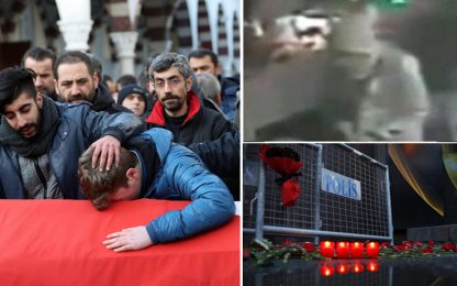 Istanbul: 39 morti, killer in fuga. Cinque italiani scampati a strage