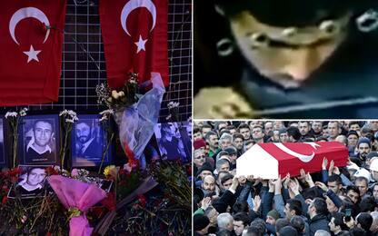 Istanbul, Isis rivendica l'attacco. Killer avrebbe sembianze asiatiche