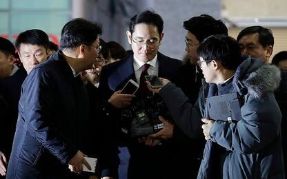Sud Corea, entro domenica la decisione sull'arresto dell'erede Samsung