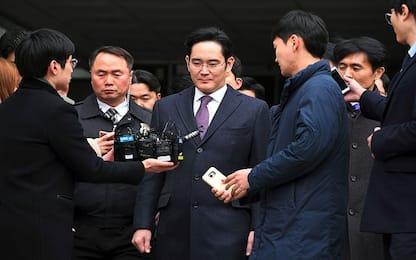 Samsung, corte respinge richiesta di arresto per Lee
