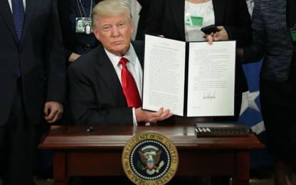Usa, una lista settimanale con i crimini degli immigrati