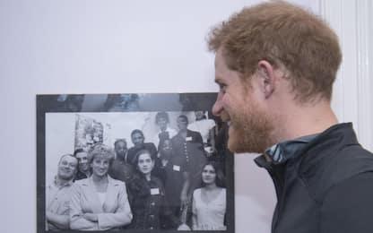 """Principe Harry: """"Sono andato in terapia per la morte di mia madre"""""""